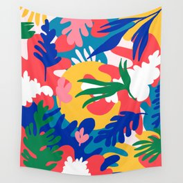 Mexican Summer Wall Tapestry