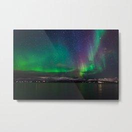 The Arctic Sky I Metal Print