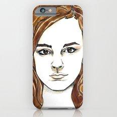 Hermione Granger Slim Case iPhone 6s