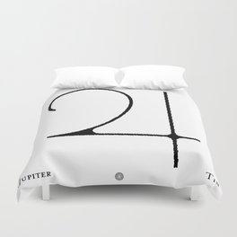Jupiter Duvet Cover