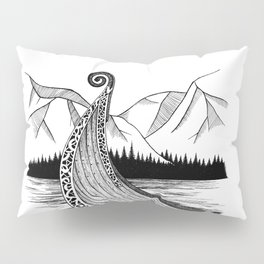 Vikings Pillow Sham