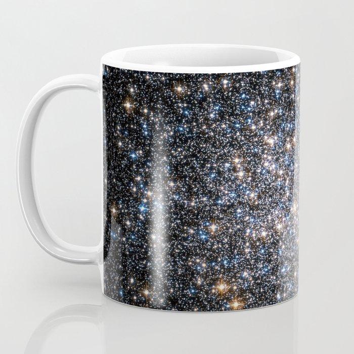 Glittery Starburst Coffee Mug