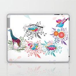 Spring Animals Jungle Safari Laptop & iPad Skin