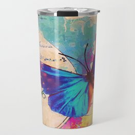 BLUE DIVA Travel Mug