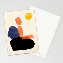 Relaxation #illustration #minimal Stationery Cards