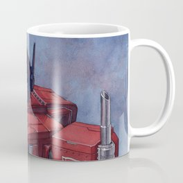 MP-01 watercolor Coffee Mug