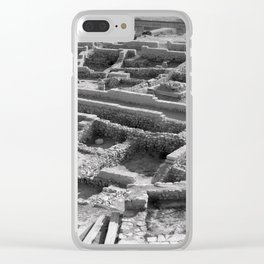 Be'er Sheba Clear iPhone Case
