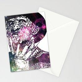 Galaxy Robert Englund Freddy Krueger Stationery Cards