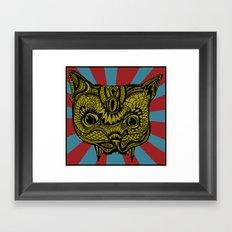 PsyChat Framed Art Print