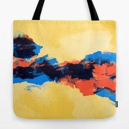 Tectonic Tote Bag
