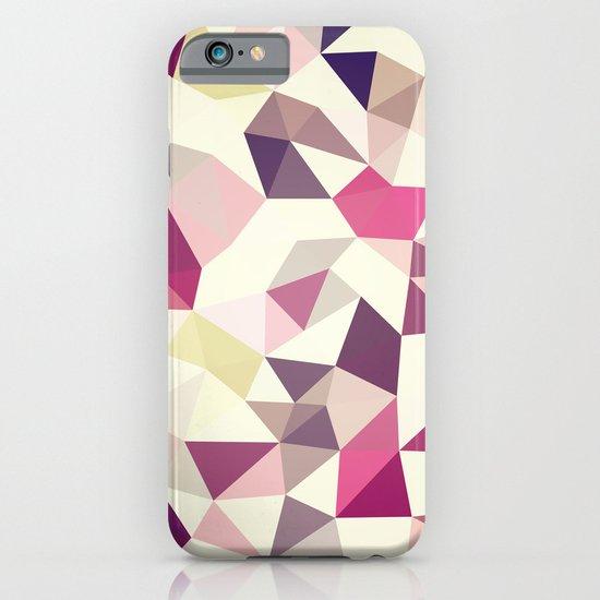 Rose Garden Tris iPhone & iPod Case