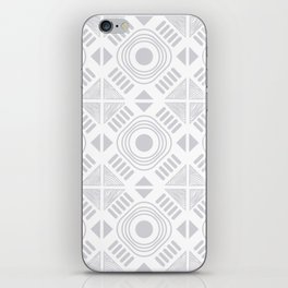 Ria Grey iPhone Skin