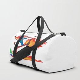 Fox Skater Duffle Bag