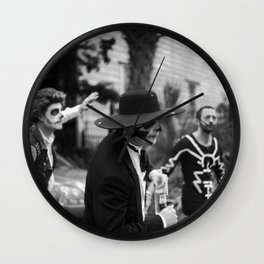 What We Talk About When We Talk About NOLA Wall Clock