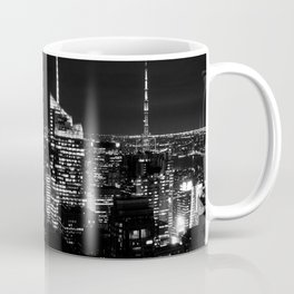 New York City B&W Coffee Mug