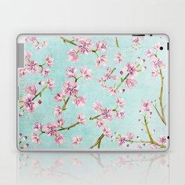 Spring Flowers - Cherry Blossom Pattern Laptop & iPad Skin