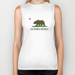 California Republic Biker Tank