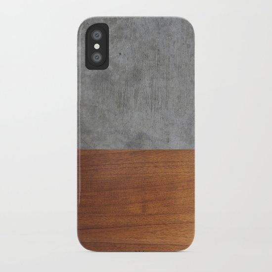 Concrete and Wood Luxury by andrevieira
