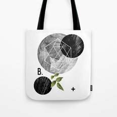 B-plus. Tote Bag