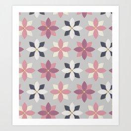 pattern - april/14 Art Print