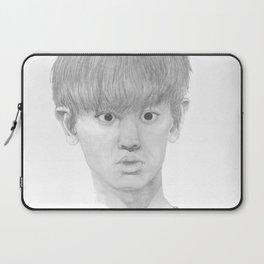 Big eyed Chanyeol Laptop Sleeve