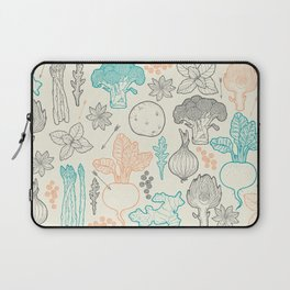 I love vegetables! Laptop Sleeve