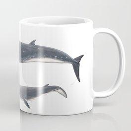 Sei whale (Balaenoptera borealis) Coffee Mug