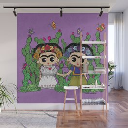 Us Wall Mural
