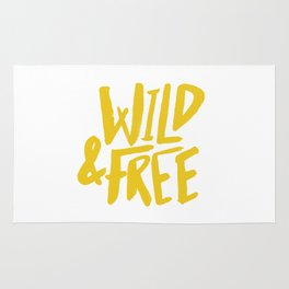 Wild and Free - Sunshine Rug