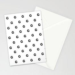 G PATTERN 001 Stationery Cards