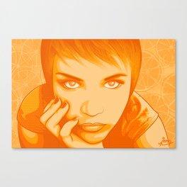 Anchor Surge Canvas Print