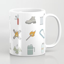 Camp Out Coffee Mug