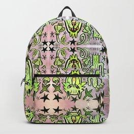 Desert Night Wolf Backpack
