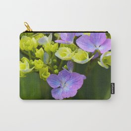 Hydrangeaceae Carry-All Pouch