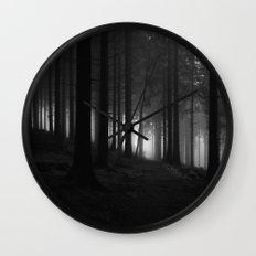 nature. Wall Clock