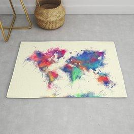 world map 105 #worldmap #map Rug