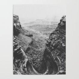 CANYONLANDS / Utah Poster