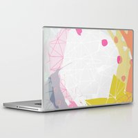 atlas Laptop & iPad Skins featuring Atlas by lizzy gray kitchens