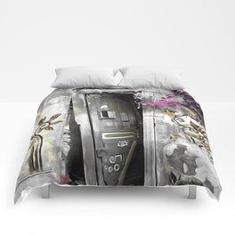 PLAKA - DOOR no2a Comforters