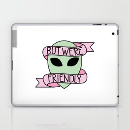 We Are Friendly Laptop & iPad Skin
