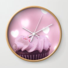 The Sweetest Love Affair Wall Clock