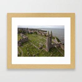 St Andrews Cathedral Framed Art Print