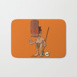 The Witch Doctor Bath Mat