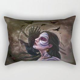 The Morrigan Rectangular Pillow