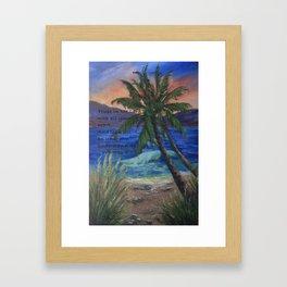 A New Sunset AC161208s Framed Art Print