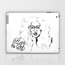 #STUKGIRL Foxy Frames Laptop & iPad Skin