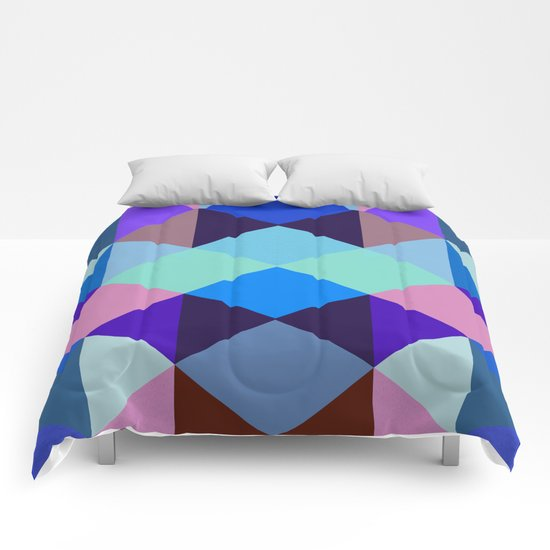 Abstract #375 Comforters