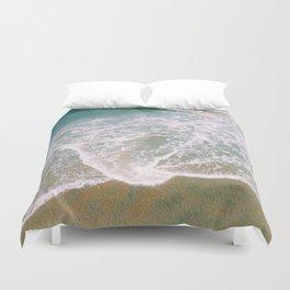 Crash Ashore Duvet Cover