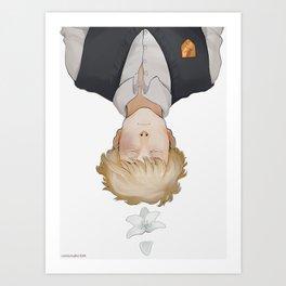 Ghost - Czerny Art Print