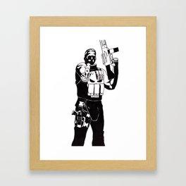 vigilante Framed Art Print